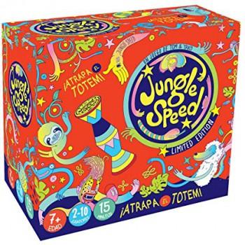 jungle speed mejores juegos de mesa para niños