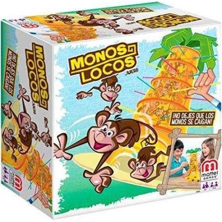 monos locos mejores juegos de mesa para niños