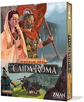 pandemic la caida de roma mejores juegos de mesa cooperativos