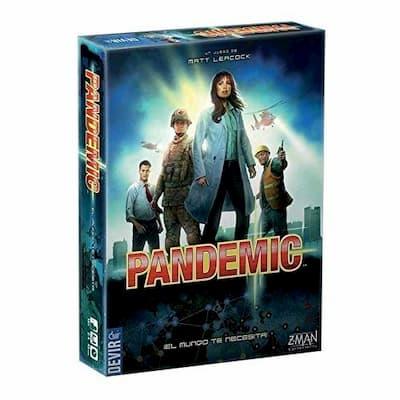 pandemic mejores juegos de mesa para adultos