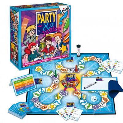 party & co mejores juegos de mesa para niños