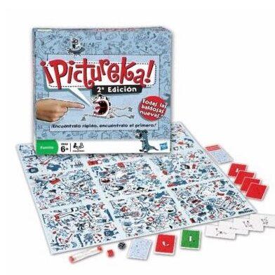 pictureka mejores juegos de mesa para niños