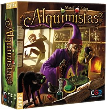 alquimistas mejores juegos de mesa de estrategia