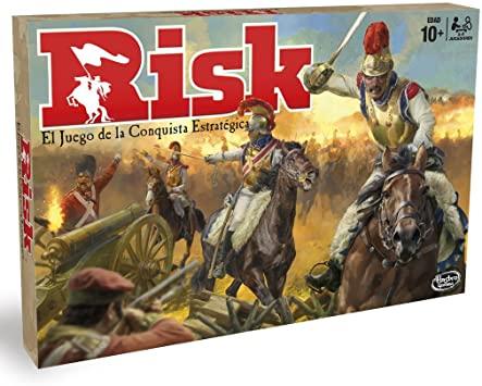 risk mejores juegos de mesa de estrategia